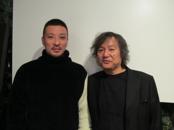 若旦那&須藤晃 (okmusic UP's)