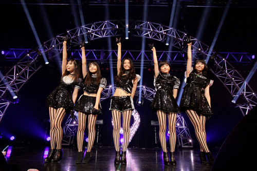 9nine「Evolution No.9 Summer」@Zepp DiverCity(1) (c)写真: Sayuri Suzuki(okmusic UP\'s)