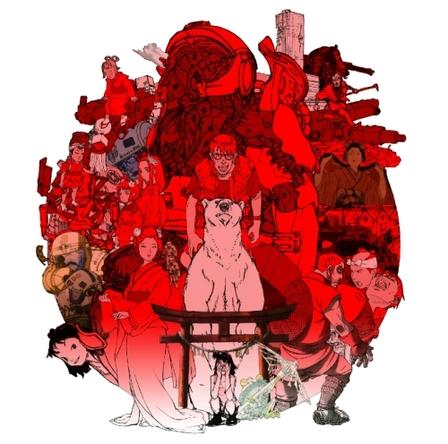 『『SHORT PEACE』オリジナルサウンドトラック』ジャケット画像 (C)SHORT PEACE COMMITTEE (C)KATSUHIRO OTOMO / MASH・ROOM / SHORT PEACE COMMITTEE(okmusic UP\'s)