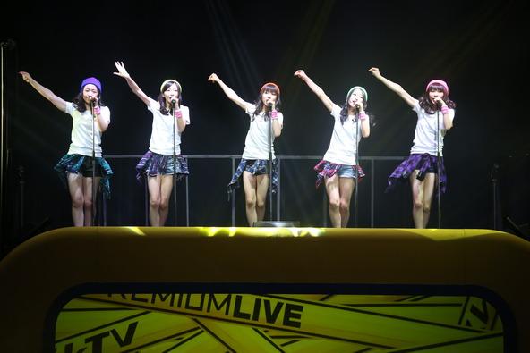 『東京女子流スレスレTV』PREMIUM LIVE (okmusic UP\'s)