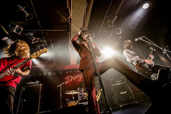 2013年7月20日(土)@渋谷CHELSEA HOTEL photo by 青木カズロー (okmusic UP\'s)