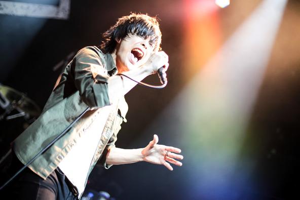 7月22日(月)@渋谷WWW photo by 西槙太一 (okmusic UP\'s)