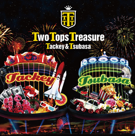 アルバム『Two Tops Treasure』 (okmusic UP\'s)