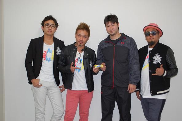 クリフエッジ×田澤選手 (okmusic UP's)