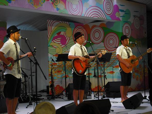 7月25日@めんそ〜れ〜大沖縄展 オリオンビアフェスト (okmusic UP\'s)