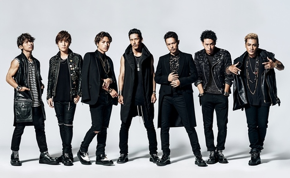 三代目J Soul Brothers from EXILE TRIBE (okmusic UP's)