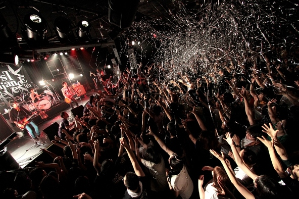 7月28日(日)@東京・恵比寿リキッドルール photo by watanabe\'kool\'syo (okmusic UP\'s)
