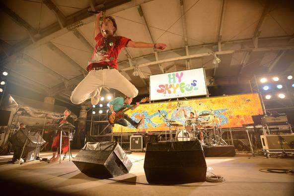 11月29日(土)@うるま市与那城多目的球技場野外ステージ (okmusic UP\'s)