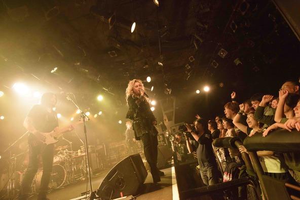11月30日@渋谷クラブクアトロ (okmusic UP's)