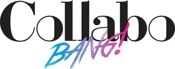 「Collabo BANG!」ロゴ (okmusic UP's)