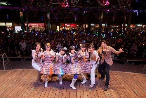 「甘城ブリリアントパーク」OP&EDシングル発売イベントの模様