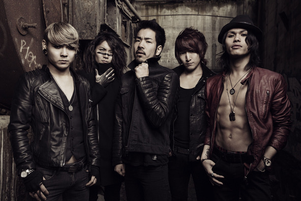 Crossfaith (okmusic UP\'s)