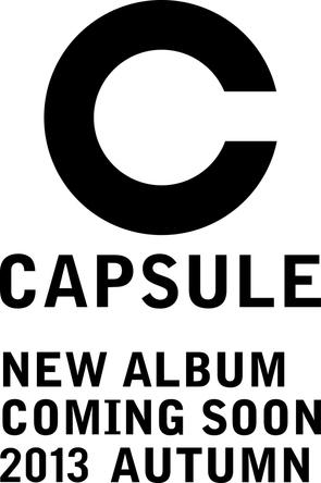 CAPSULE告知ロゴ (okmusic UP\'s)