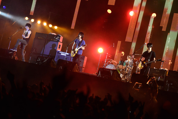 8月3日(土)@「ROCK IN JAPAN FESTIVAL 2013」 (okmusic UP\'s)