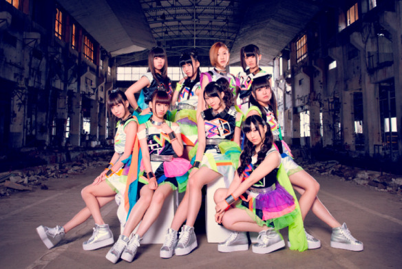 Cheeky Parade (okmusic UP\'s)