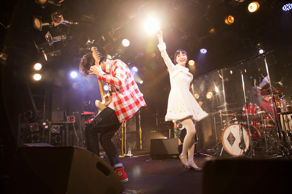 12月1日@東京 渋谷CLUB QUATTRO (okmusic UP\'s)