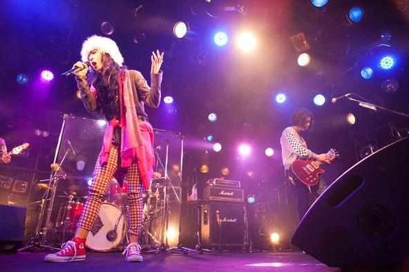 12月1日@東京 渋谷CLUB QUATTRO (okmusic UP's)
