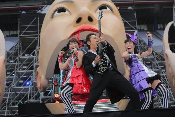 8月4日@神奈川県・日産スタジアム photo by 上飯坂一+Z (okmusic UP\'s)
