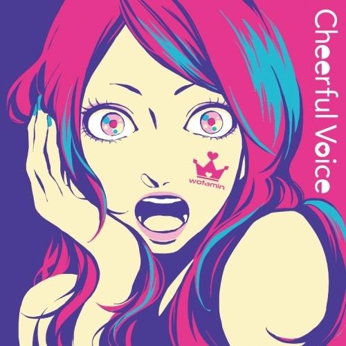 ヲタみん『Cheerful Voice』ジャケット画像 (C)TEAM Entertainment Inc.