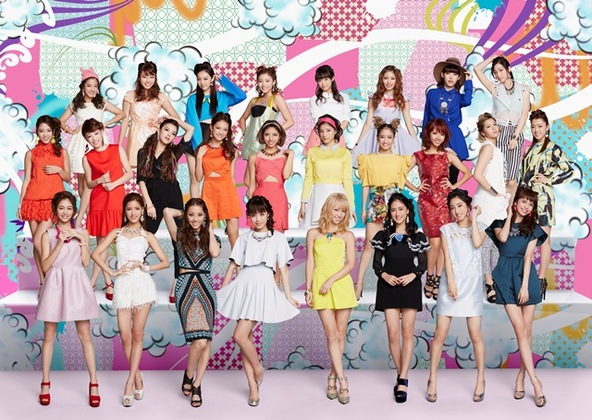 E-girls (okmusic UP's)