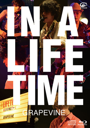 Blu-ray 『IN A LIFETIME』 (okmusic UP's)