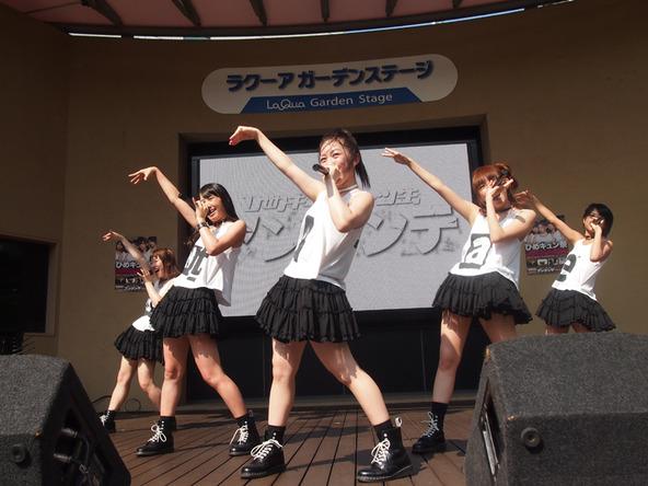 8月7日(水)@東京ドームラクーアガーデンapスクエア (okmusic UP\'s)