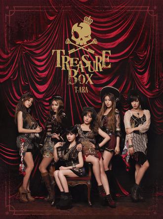アルバム『TREASURE BOX』【ダイヤモンド盤】 (okmusic UP\'s)