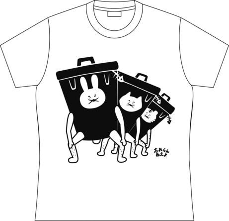 オリジナルTシャツ (okmusic UP's)
