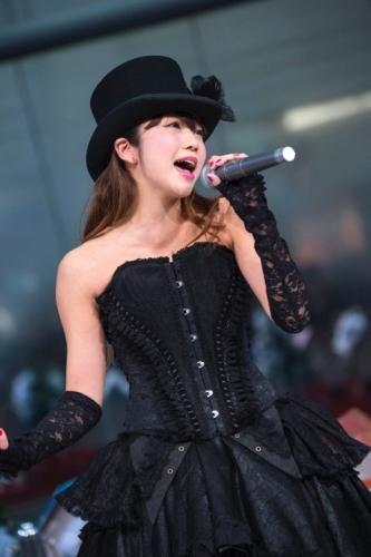 ソロデビューシングルリリース記念イベントを開催したPile