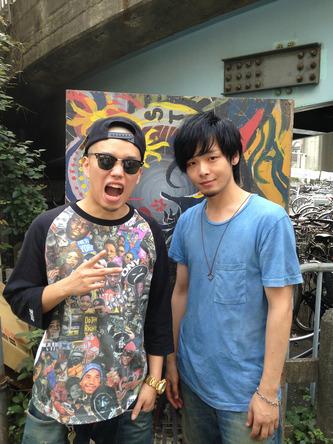 N.O.B.U!!!×中村倫也 (okmusic UP\'s)