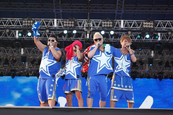 8月10日@横浜スタジアム (okmusic UP\'s)