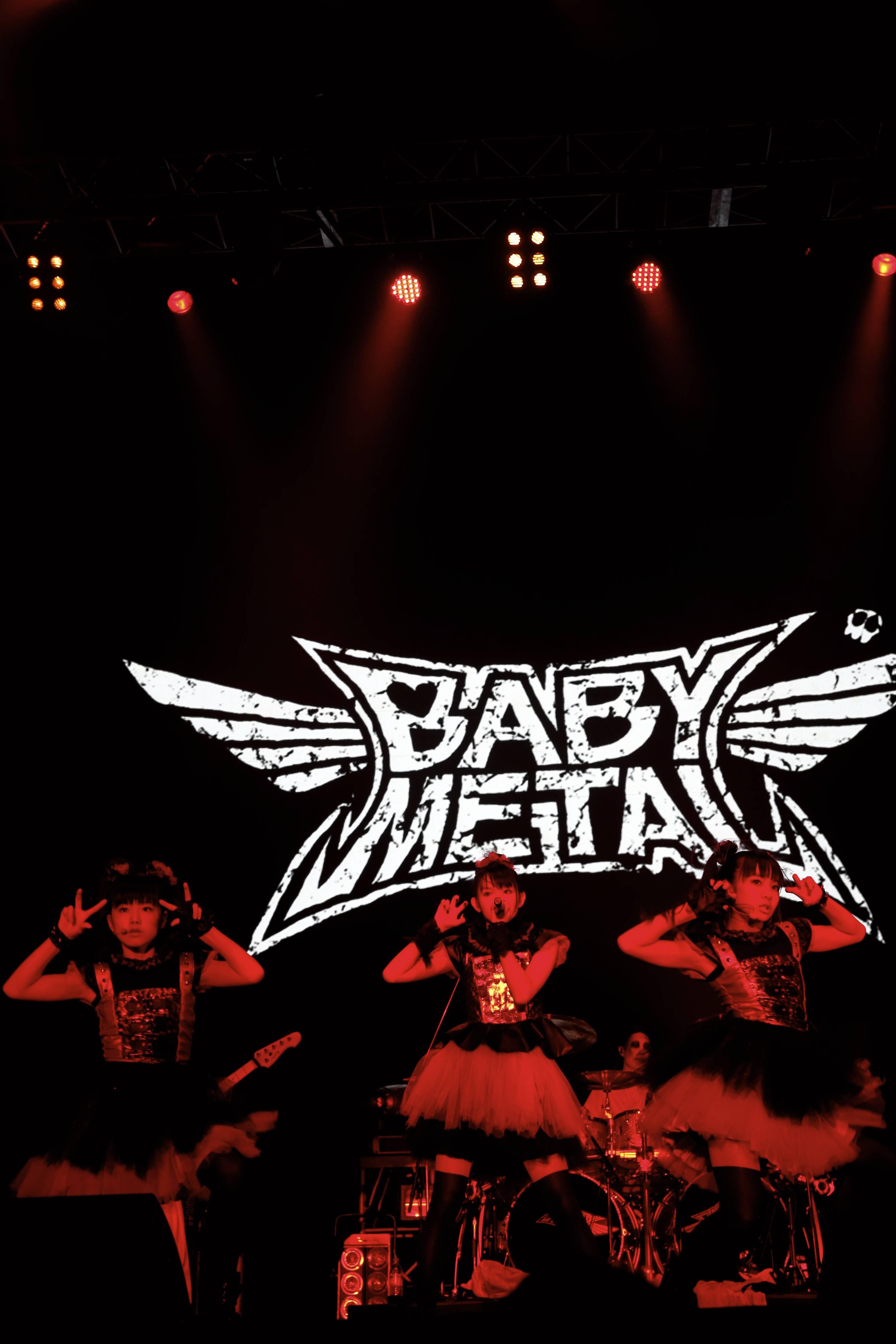 babymetalの画像かっこいいです。
