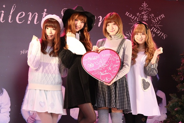 12月4日@渋谷109 (okmusic UP\'s)