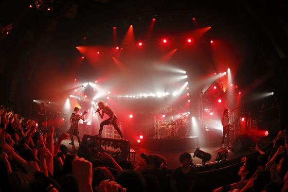 "「PSYCHONNECT -mode of ""GAUZE""?-」8月30日@東京・新木場STUDIO COAST (okmusic UP\'s)"