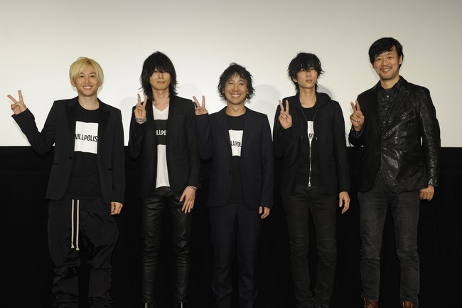 BUMP OF CHICKEN&山崎貴監督