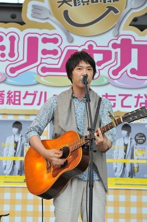8月12日(月)@TBS赤坂SACAS特設ステージ (okmusic UP\'s)