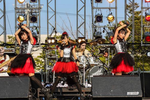 8月11日(日)@舞洲サマーソニック大阪特設会場 Photo by Taku Fujii (okmusic UP\'s)