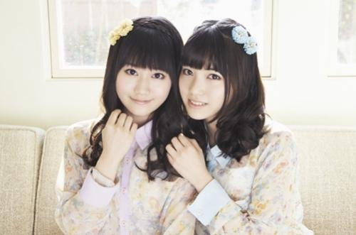 2ndアルバムのリリースが決定したゆいかおり(左:小倉唯、右:石原夏織) (okmusic UP\'s)
