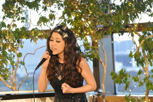 12月6日@TOKYO FM会員制レストラン「JET STREAM」 (okmusic UP's)