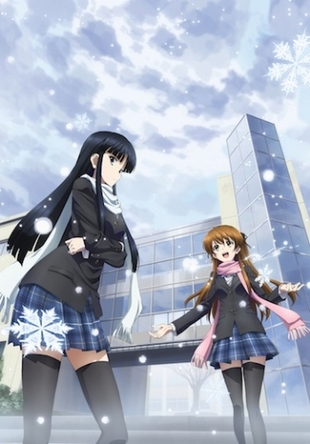 TVアニメ「WHITE ALBUM2」メインビジュアル (C)PROJECT W.A.2(okmusic UP\'s)