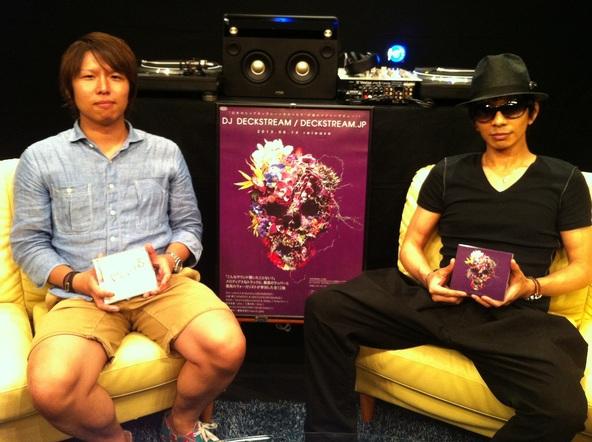 DJ DECKSTREAM&渡辺翔 (okmusic UP\'s)