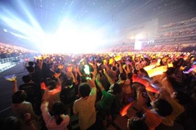 """""""アニサマ2012""""が大ボリュームでニコ生放送 (C)Animelo Summer Live 2012/MAGES. (okmusic UP\'s)"""