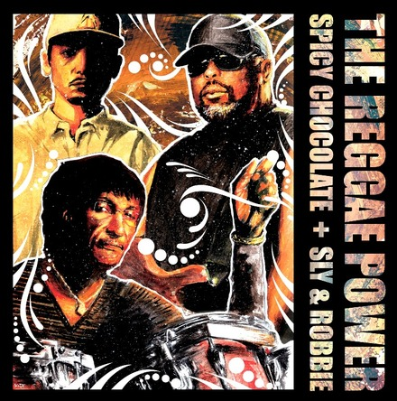 アルバム『THE REGGEA POWER』 (okmusic UP's)