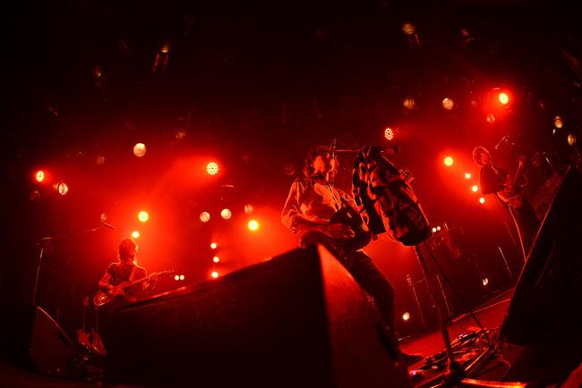 12月7日@東京・渋谷CLUB QUATTRO