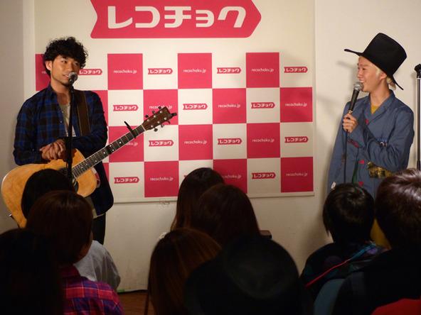 12月6日(土)@レコチョク イベント (okmusic UP's)