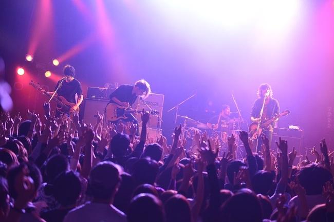 12月6日(土)@東京・渋谷TSUTAYA O-EAST