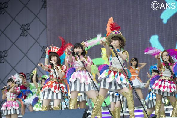 『AKB48スーパーフェスティバル 〜 日産スタジアム、小(ち)っちぇっ! 小(ち)っちゃくないし!! 〜』 (okmusic UP\'s)