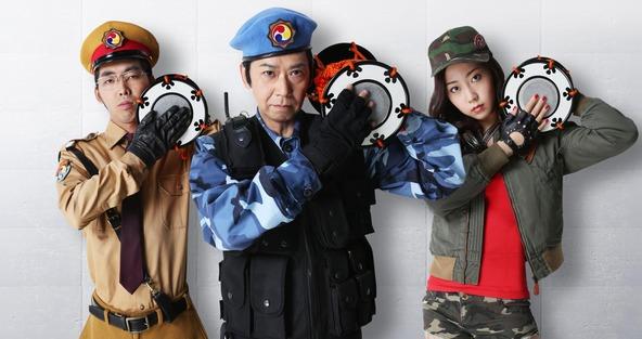 テレビ東京系深夜ドラマ「太鼓持ちの達人 ~正しい××のほめ方~」 (okmusic UP's)