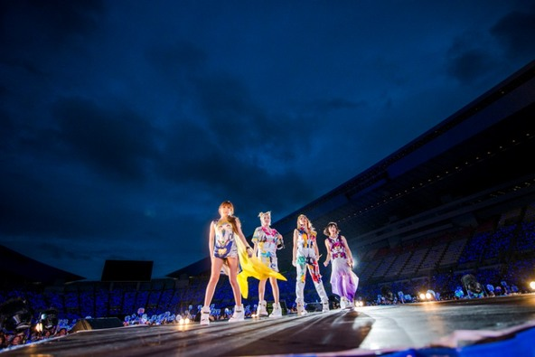 8月24日(土)@「a-nation stadium fes. powered by ウイダーinゼリー」大阪公演 (okmusic UP\'s)