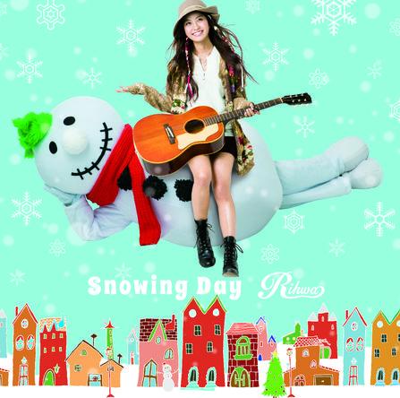 シングル「Snowing Day」【初回盤】(CD+DVD) (okmusic UP's)